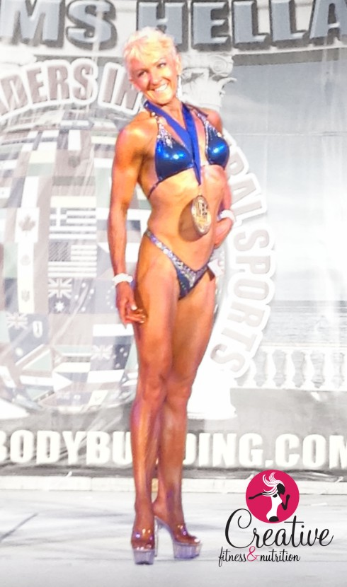 Janet World Champs INBA Greece