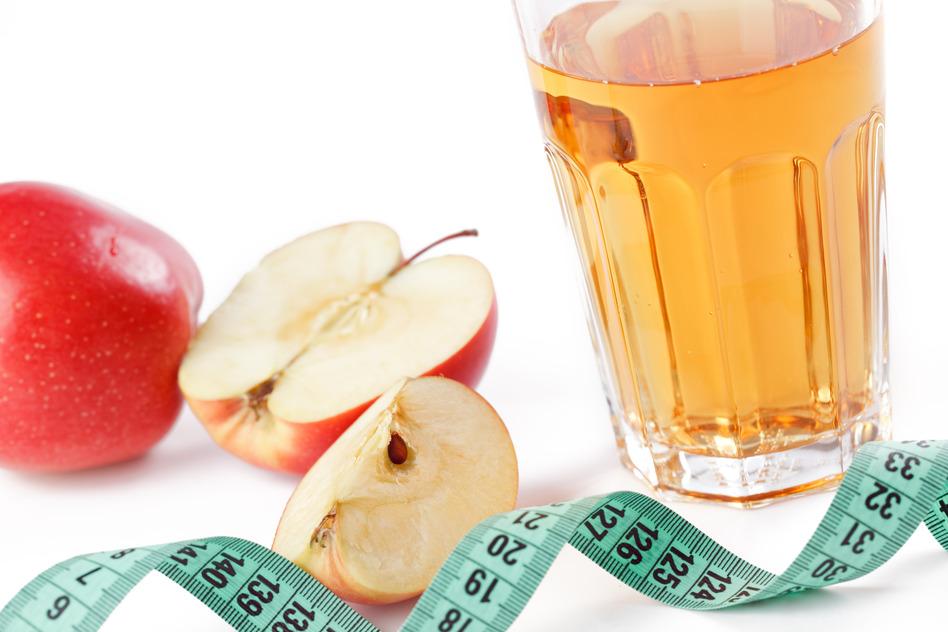 Яблочный уксус для похудения как и сколько принимать